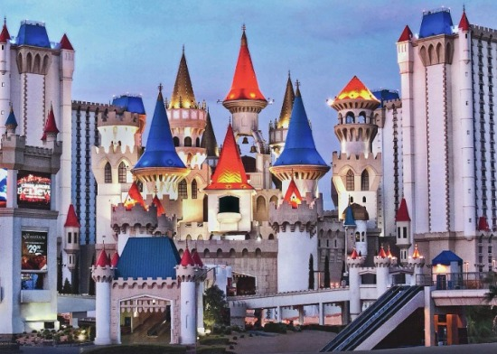 Excalibur Hotel Las Vegas Family Friendly Resort