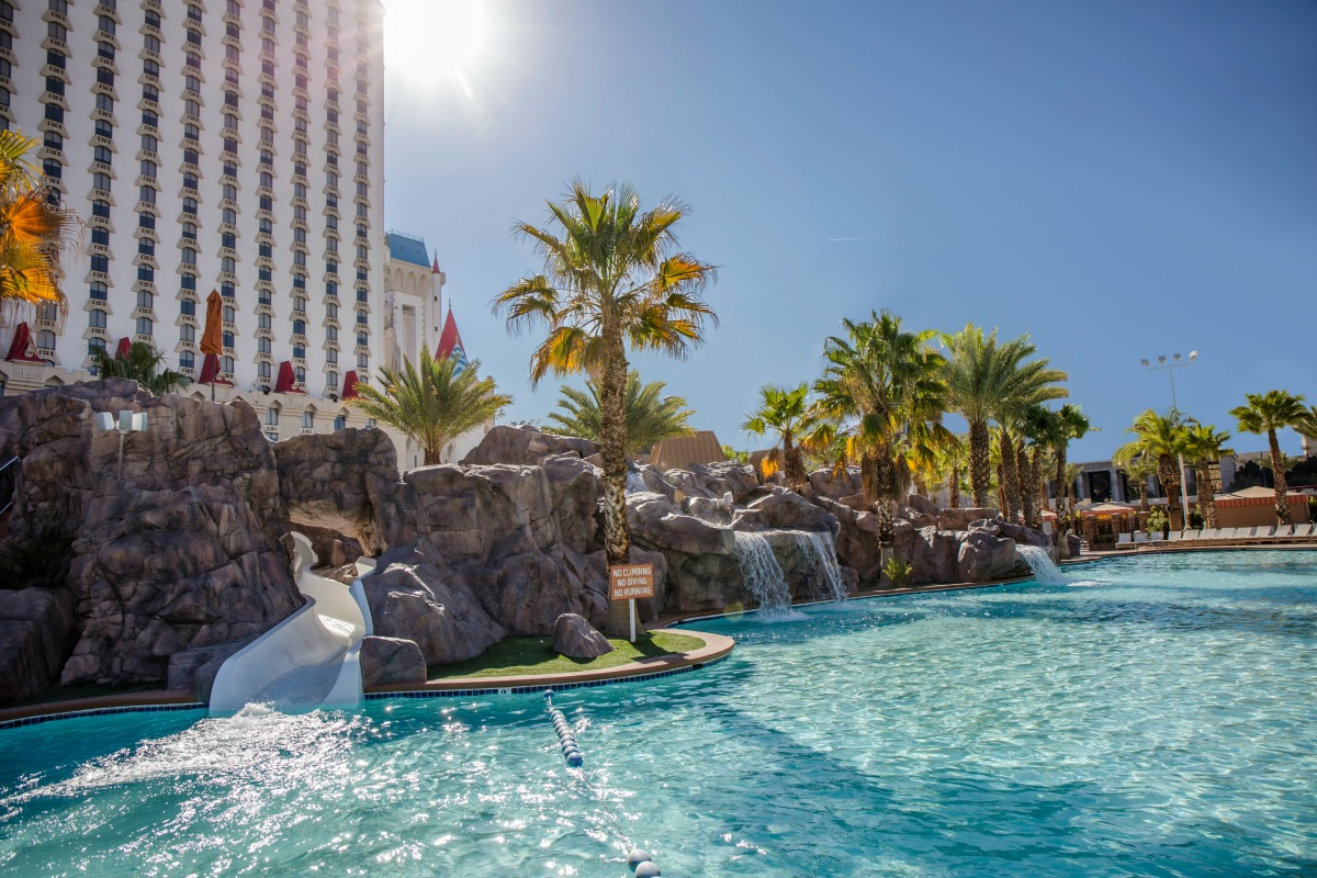 Excalibur Hotel Las Vegas Family Friendly Resort