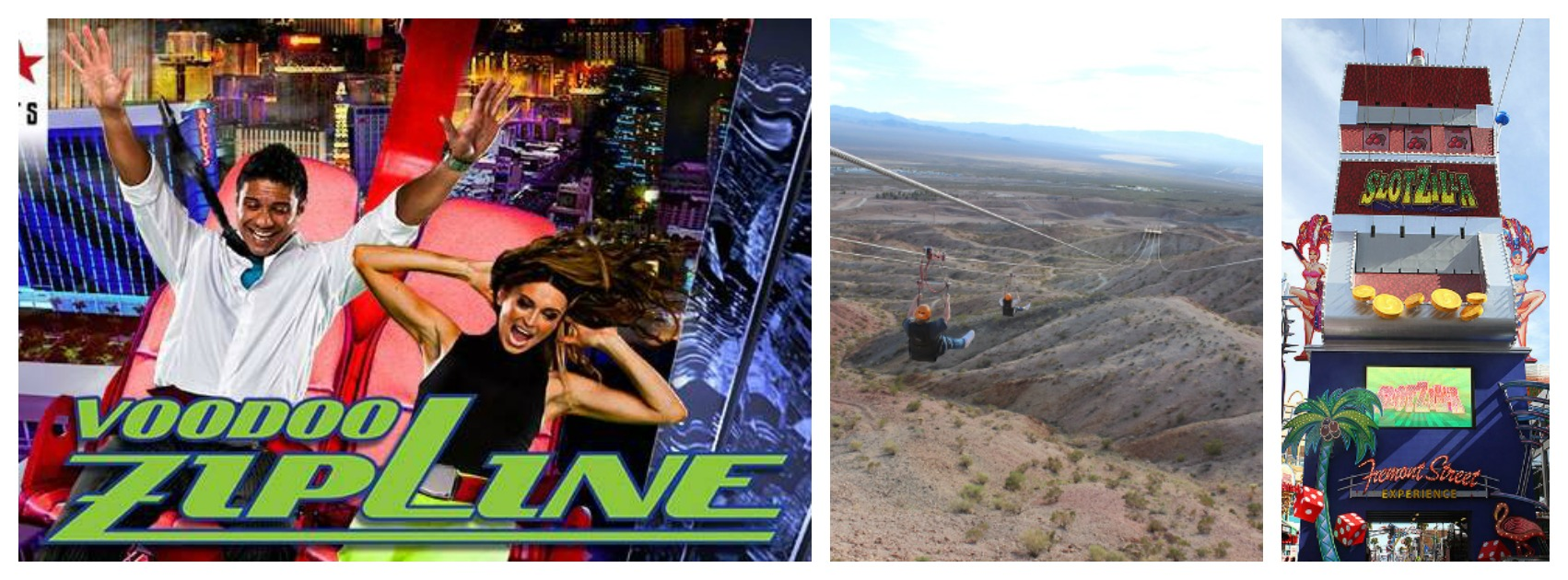 Las Vegas Extreme Activities And Adventures